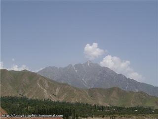 Красота пейзажей / Таджикистан