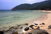 Самая восточная точка пляжа Salang / Малайзия
