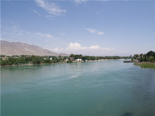 Сырдарья / Таджикистан