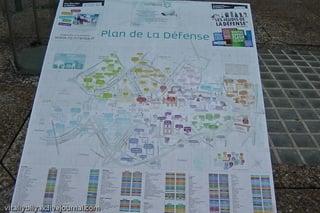 План района / Франция