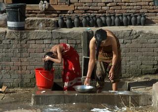 Колодцы / Непал