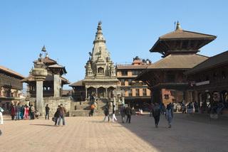 Дворцовая площадь / Непал