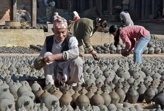 Potters Corner / Непал