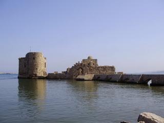 Морской замок в Сайде / Ливан