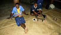 Церемония пития кавы / Фиджи
