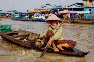 Вьетнамские переселенцы / Камбоджа