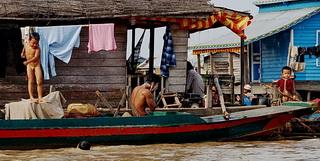 Банный день / Камбоджа