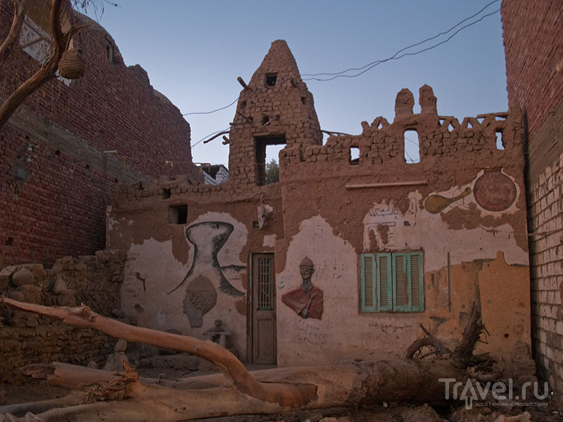 Mahmoud Eed's Oasis Heritage Museum в Бавити / Фото из Египта