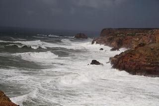 Где птиц сдувает ветрами / Португалия