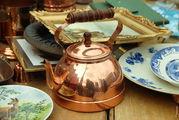 Красивый гордый чайник / Швеция