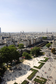 В Париже