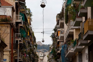Типичная улочка / Греция