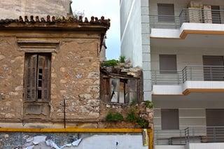 Новые дома / Греция