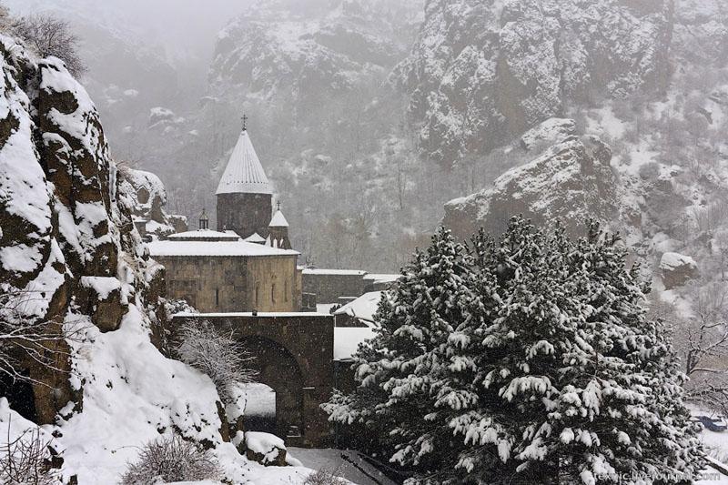 Гегард, Армения / Фото из Армении