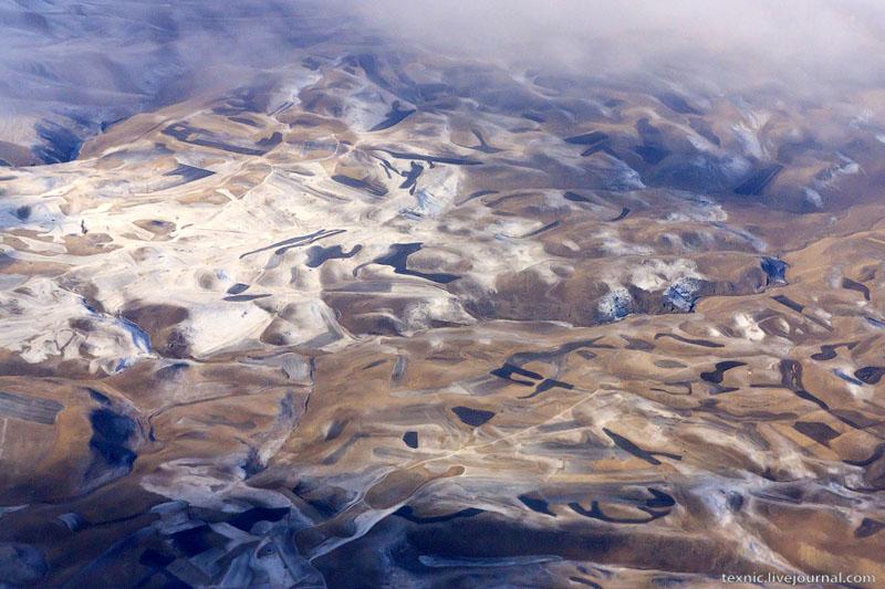 Армения с высоты птичьего полета / Фото из Армении