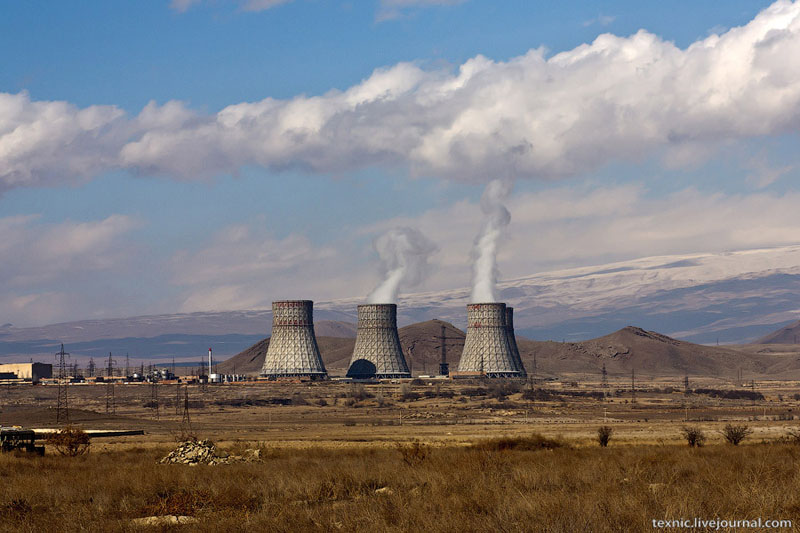 Армавирская АЭС / Фото из Армении
