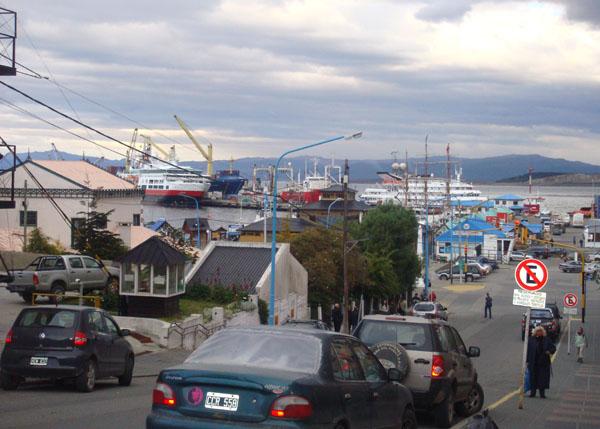 Порт Ушуая, Аргентина / Фото из Аргентины