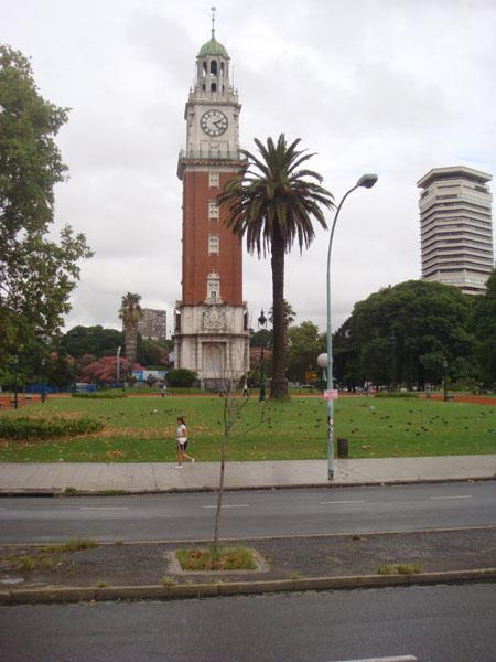 На улицах Буэнос-Айреса / Фото из Аргентины