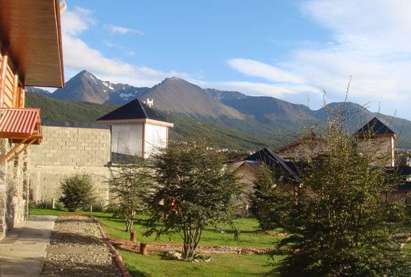 Вид из окна отеля Recodo / Фото из Аргентины