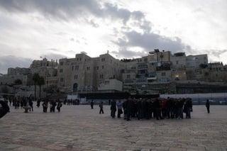 Поехали в Иерусалим / Израиль