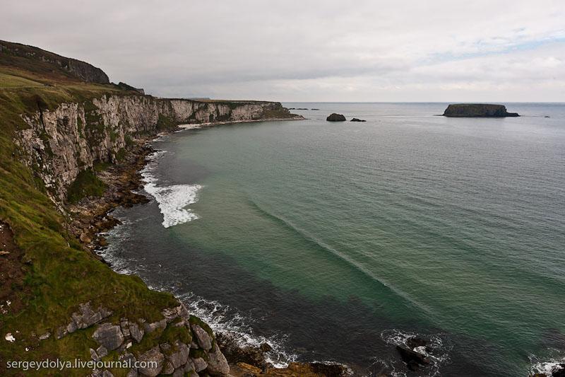 Побережье Ирландии / Фото из Ирландии