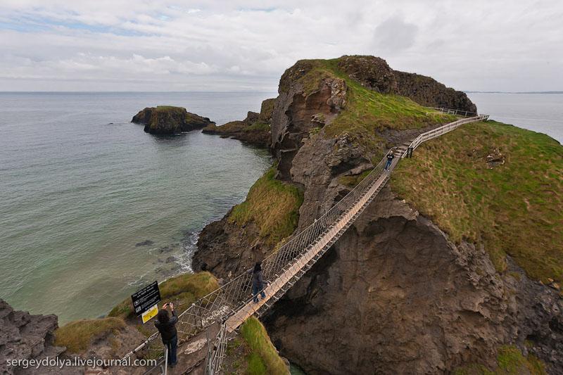 Небольшой остров, Ирландия / Фото из Ирландии