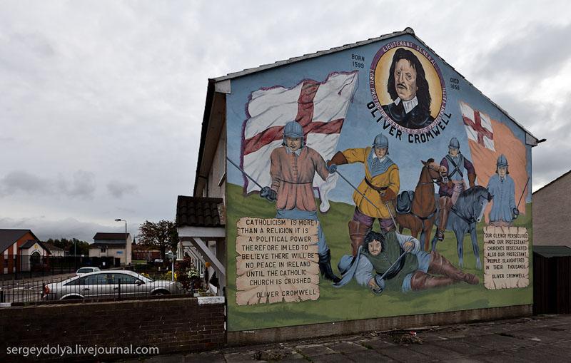 Дом в Белфасте / Фото из Ирландии