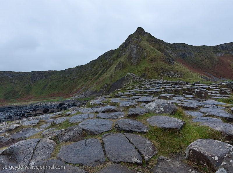 Тропа великанов в Ирландии / Фото из Ирландии