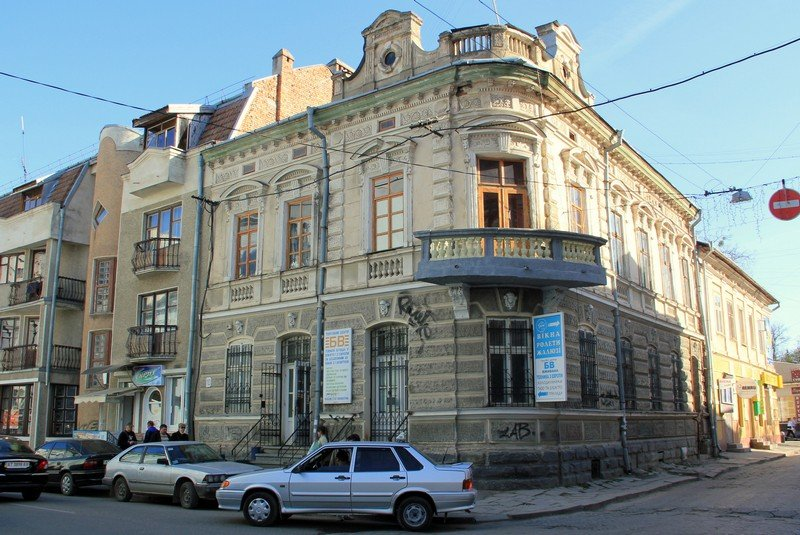Улица Ивано-Франковска / Фото с Украины