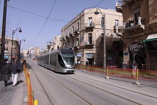 Первая линия LRT / Израиль