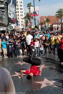 Street dance / США