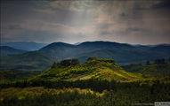 Вид с холма / Болгария