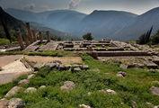 Храм Аполлона / Греция