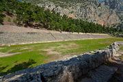 В самой верхней части города  / Греция