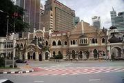 Причудливые здания / Малайзия