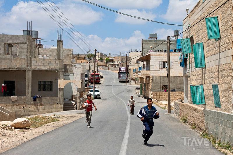 Дети с палестинских территорий / Фото из Палестины