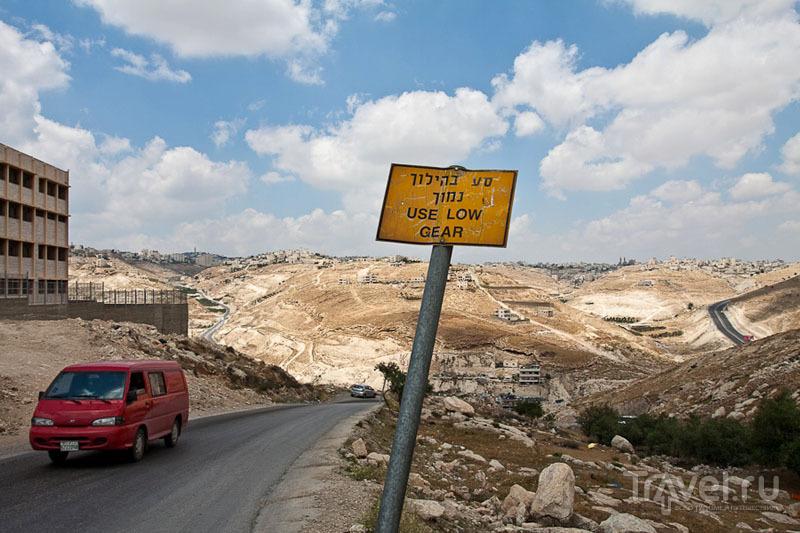 Палестинское селение / Фото из Палестины