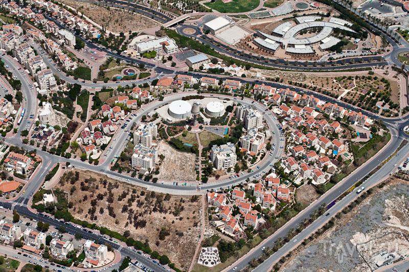 Еврейское поселение / Фото из Палестины