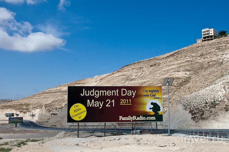 Палестинские территории / Фото из Палестины