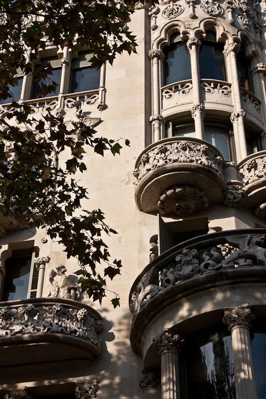 балконы / Испания