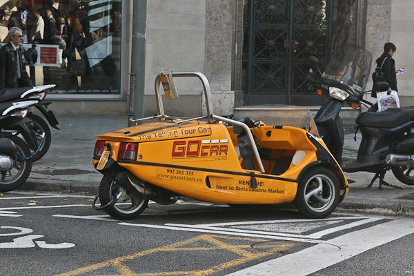транспортное средство / Испания