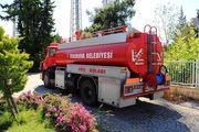 Пожарная машина / Турция