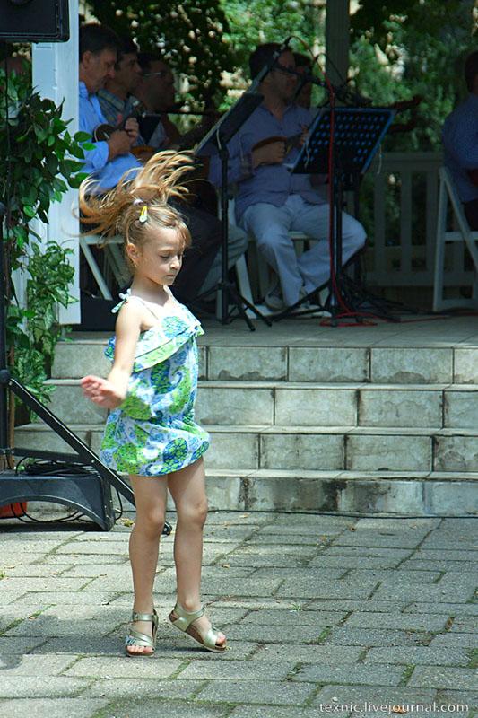 Сербская девочка / Фото из Сербии