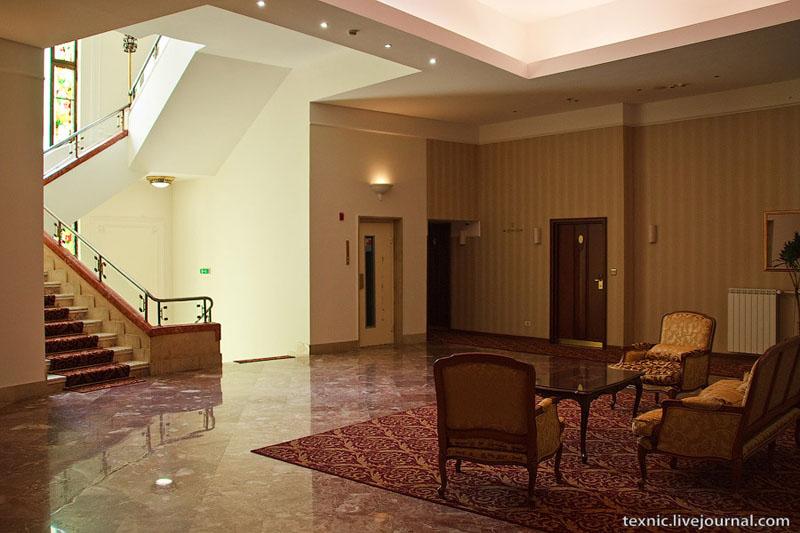 """Отель """"Москва"""" в Белграде, Сербия / Фото из Сербии"""