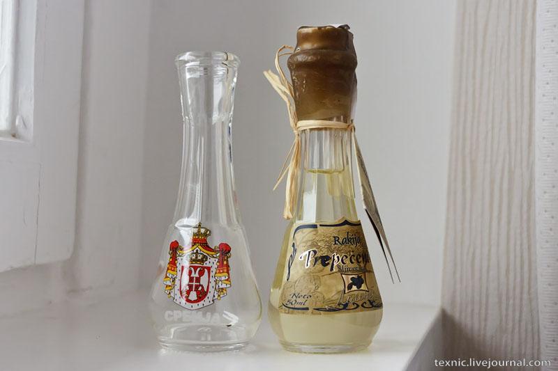 Сербская ракия / Фото из Сербии