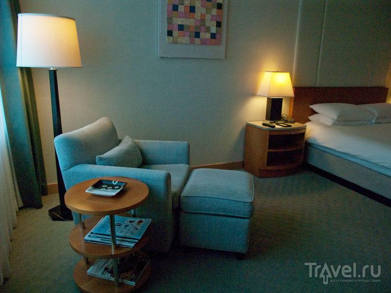 Номер в отеле Hayatt Regency Incheon / Фото из Южной Кореи