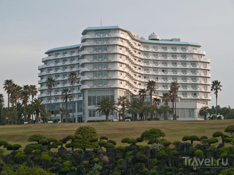 Отель Seogwipo KAL на южном берегу Чеджудо / Фото из Южной Кореи