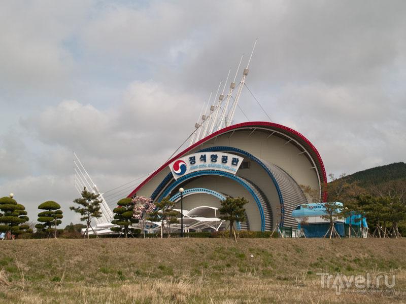 Музей Korean Air на Чеджудо / Фото из Южной Кореи