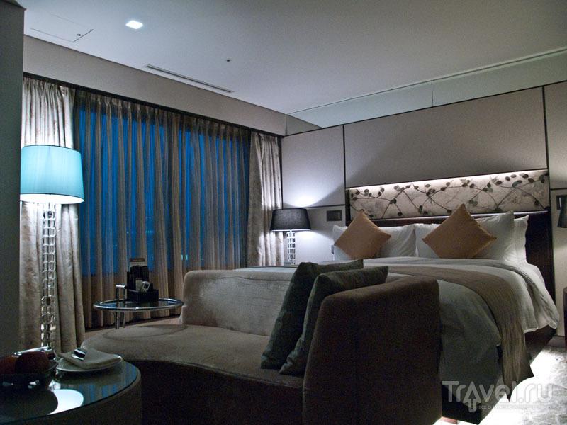 Номер в отеле Lotte Hotel в Сеуле / Фото из Южной Кореи