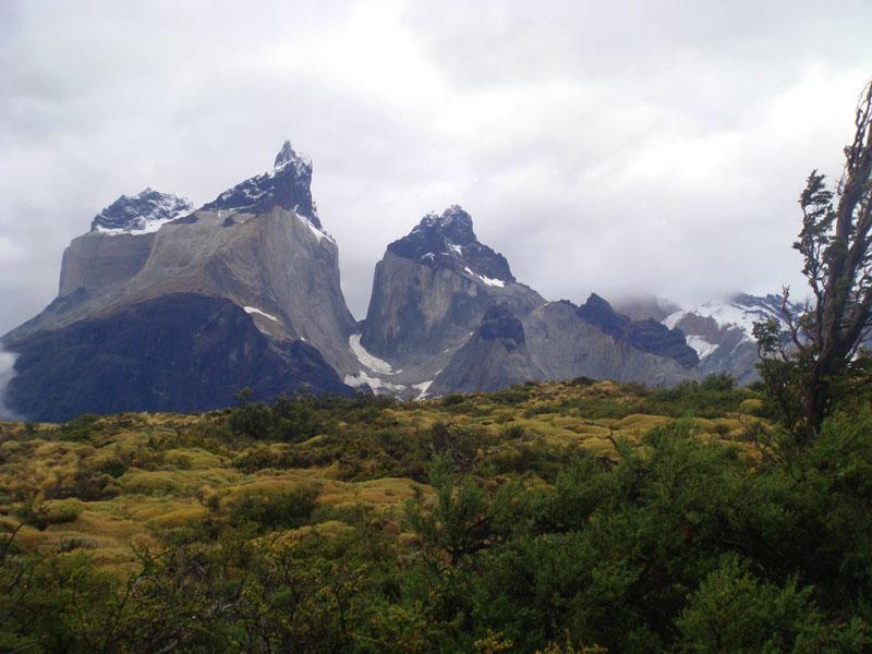 """""""Башни"""" в национальном парке Торрес-дель-Паине, Чили / Фото из Чили"""